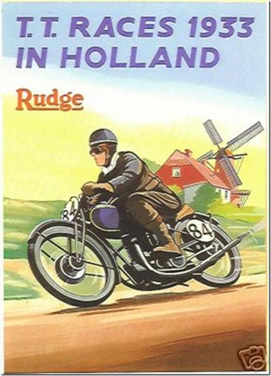 1933 rudge