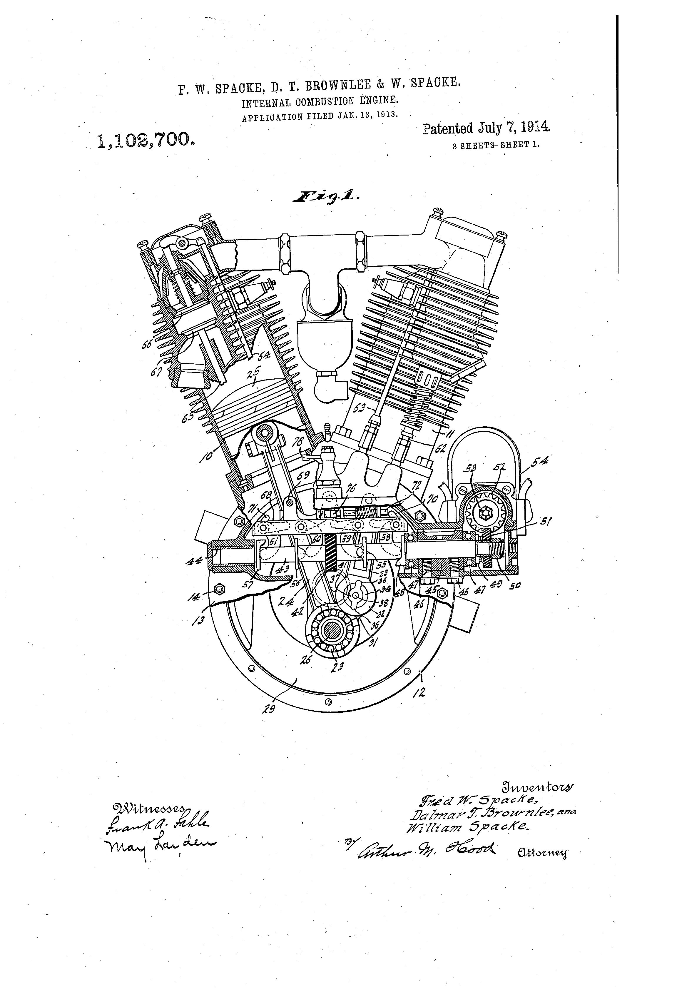 Motorcycle V Twin Engine Diagram Not Lossing Wiring Library Rh 12 Skriptoase De Briggs And Stratton 24 Hp
