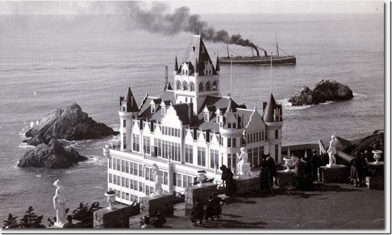 The Cliff House San Francisco Occhio Lungo