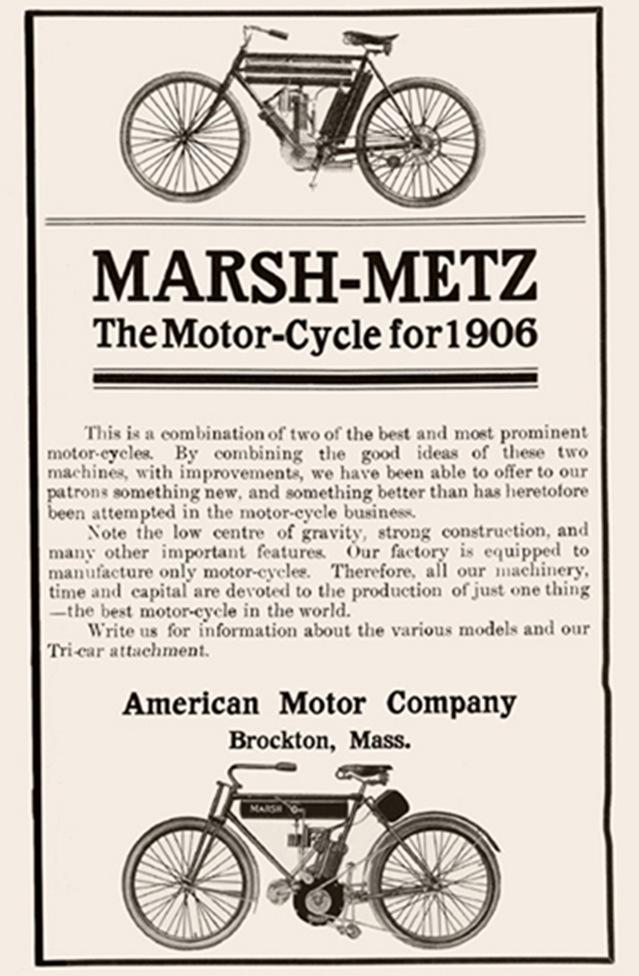 1906 Marsh Metz
