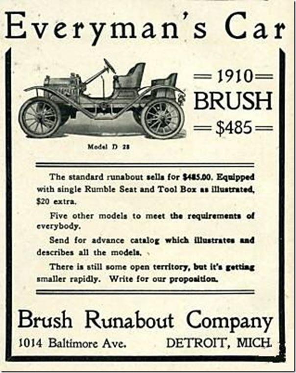 Brush 1910