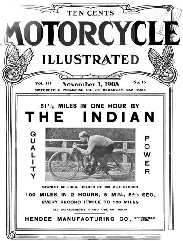 1908 Indian