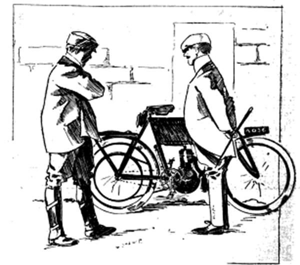 The Motor dec 6 1904