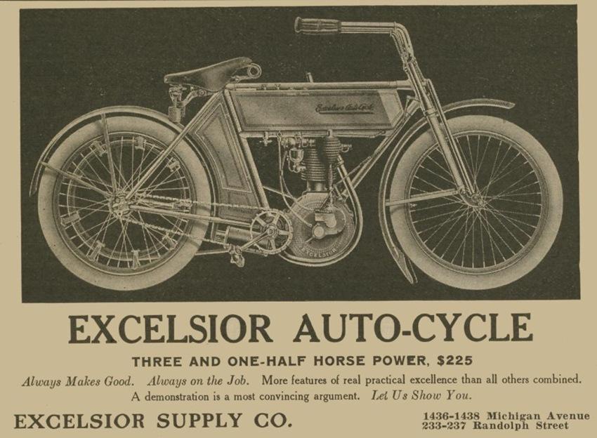 1910 X single