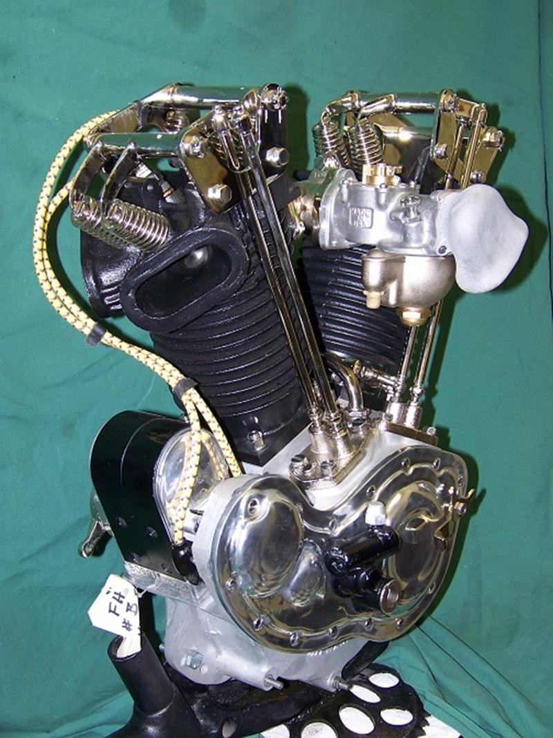 Fred Lange 8 valve