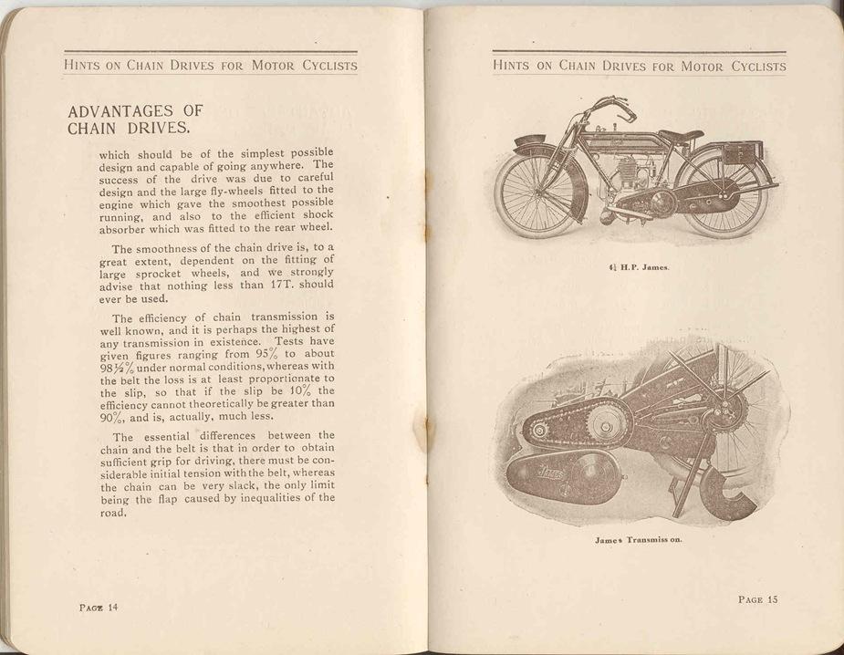 Renold Chain 1917 10