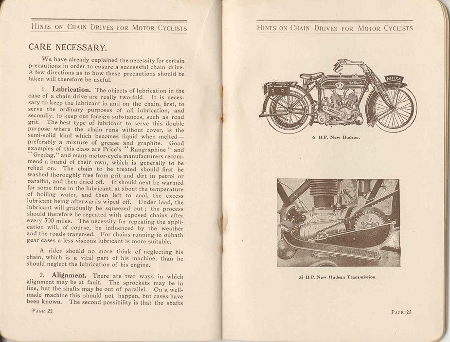 Renold Chain 1917 14