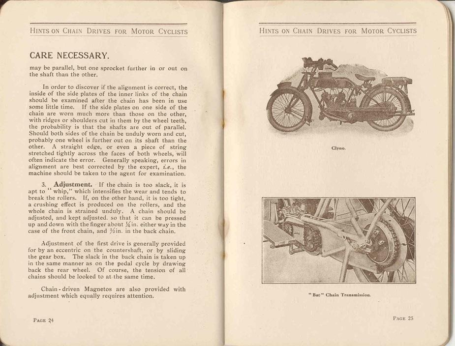 Renold Chain 1917 15