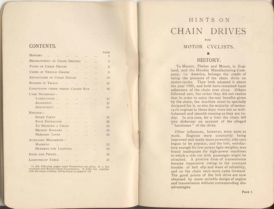 Renold Chain 1917 3