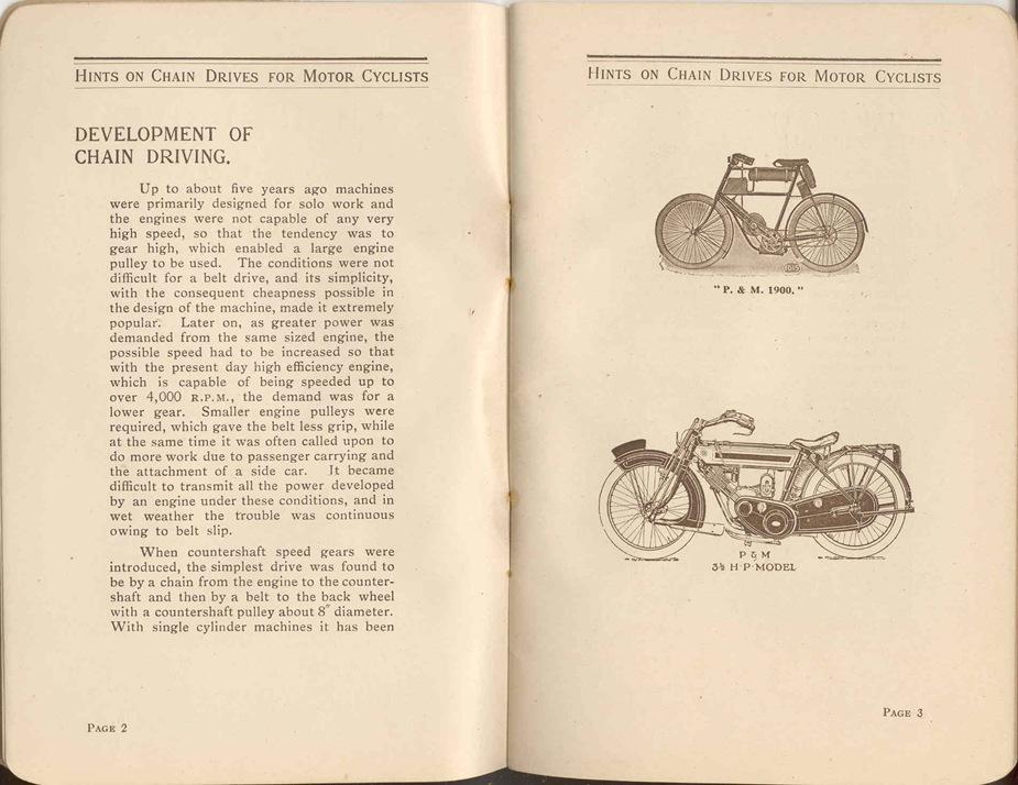 Renold Chain 1917 4