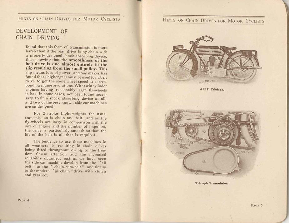 Renold Chain 1917 5