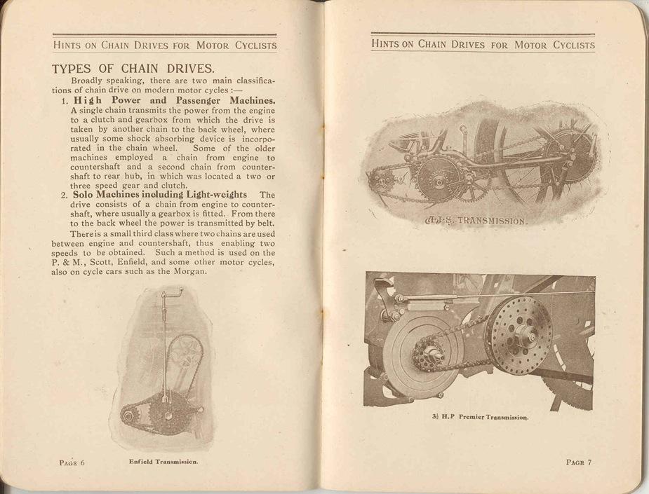 Renold Chain 1917 6