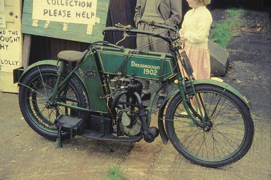 Dreadnought 1902