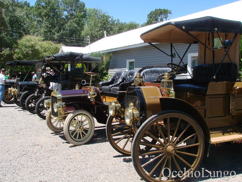 2011 Alturas / Modoc Tour. 100 year old cars and bikes | Occhio Lungo