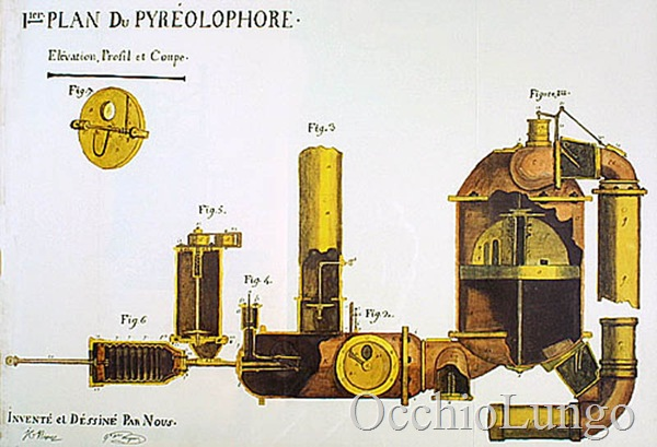 Pyréolophore