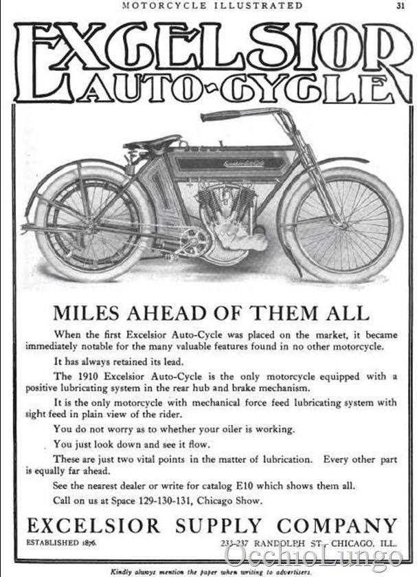 1910 X