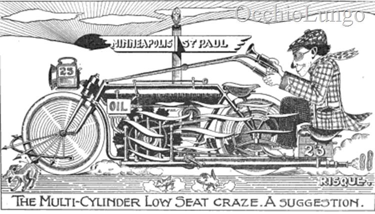 multicylinder 1909