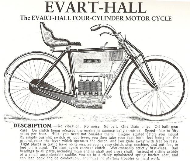 1903 Evart-Hall