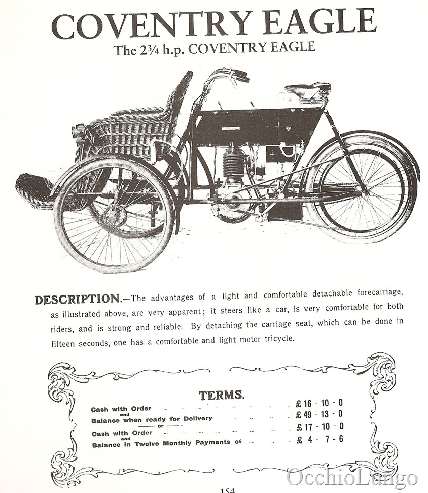 1903 Coventry Eagle