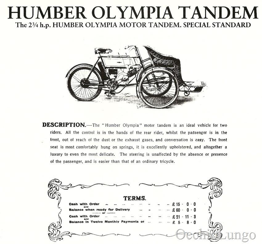 1903 Humber