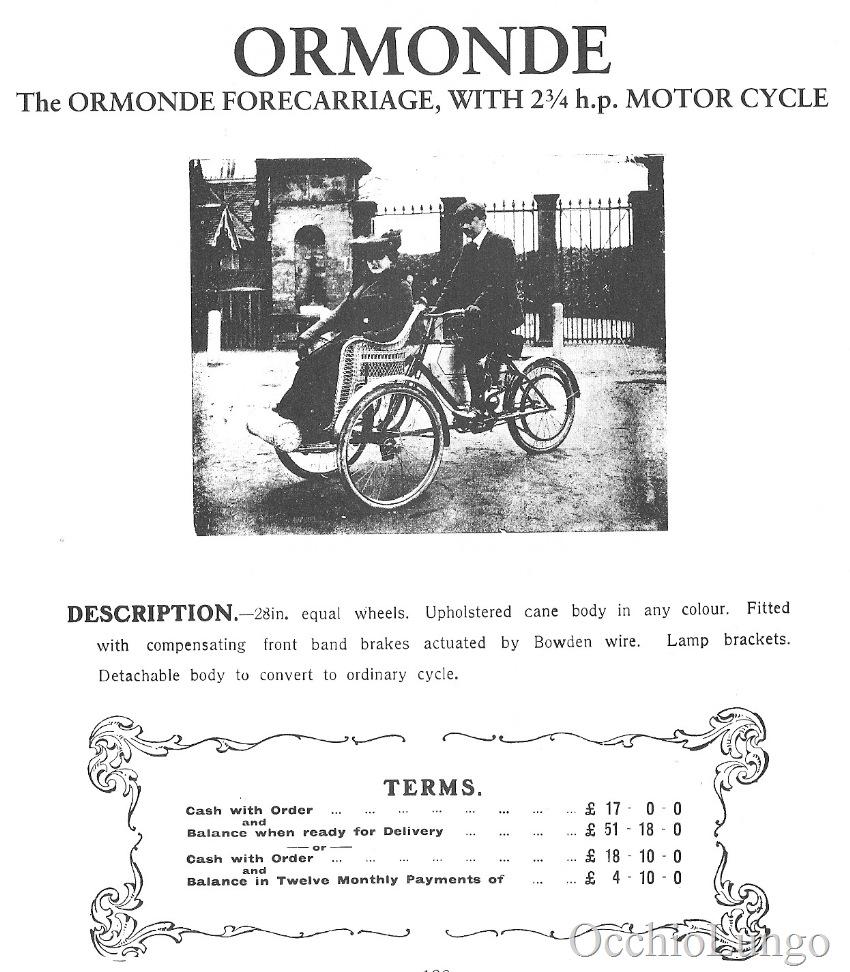 1903 Ormonde
