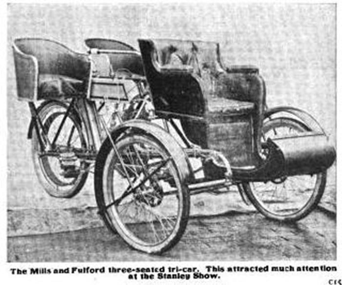 Milford, 1904