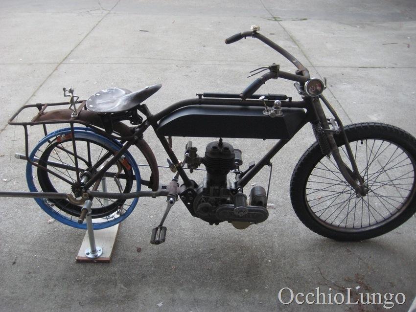 1913 Veloce 500cc