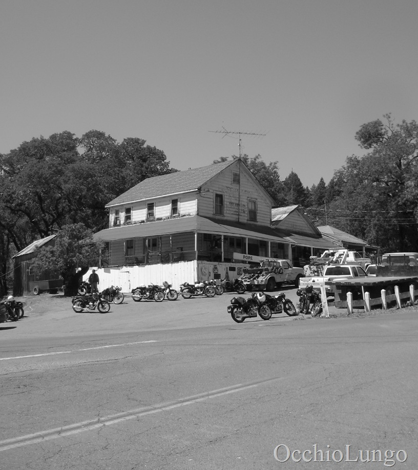 downtown Pope Valley