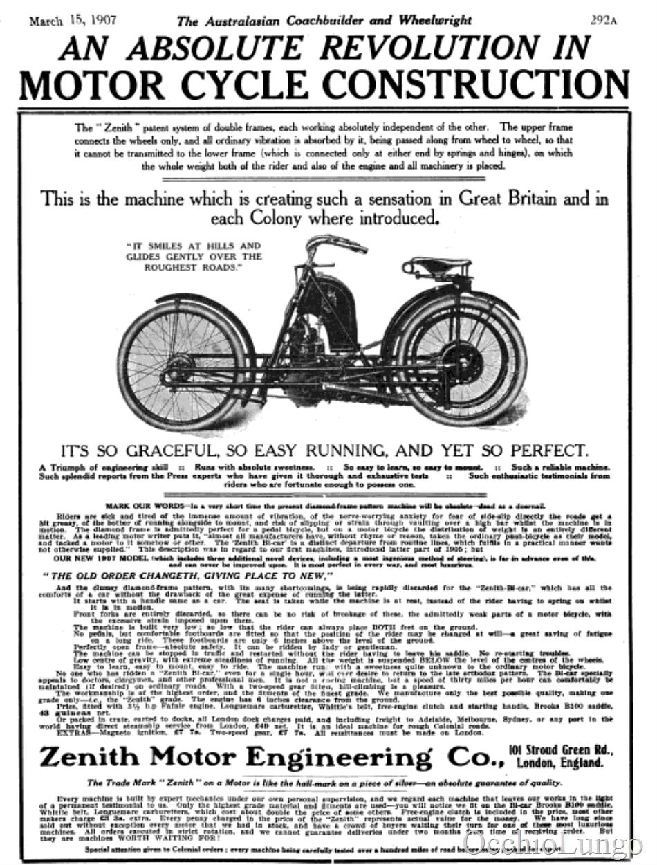 Zenith Bi-Car