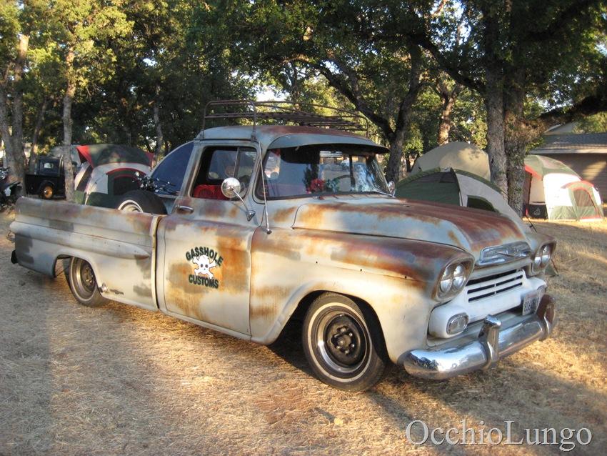 gasshole truck