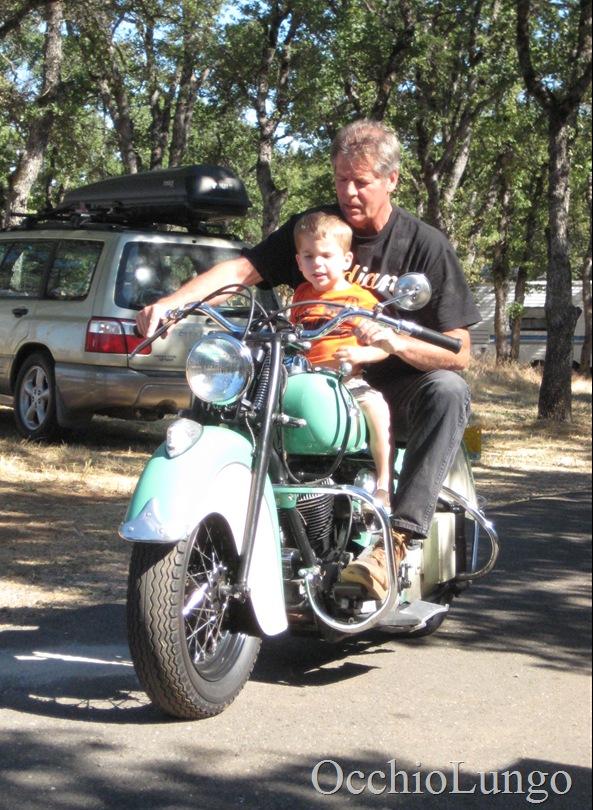 grandson's ride