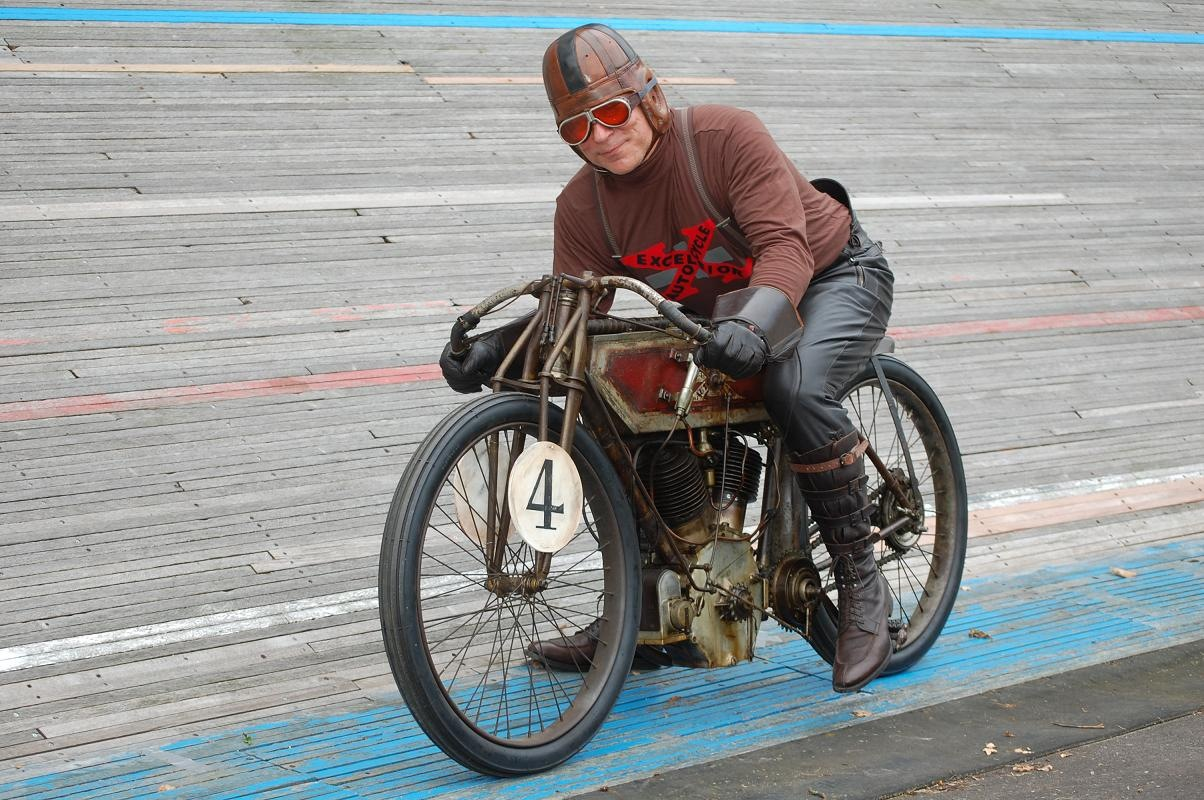 Board Track Racing in Hannover | Occhio Lungo