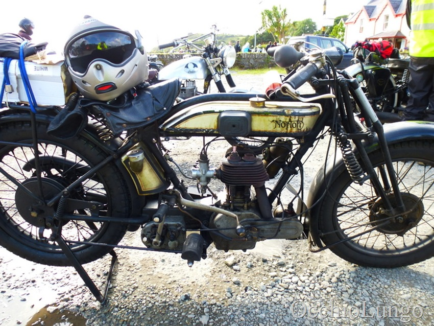 1924 Norton Big 4