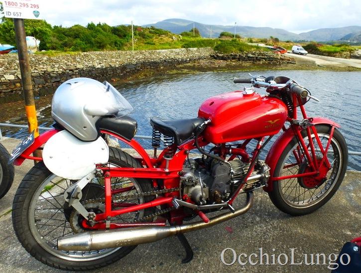 1939 Moto Guzzi Condor