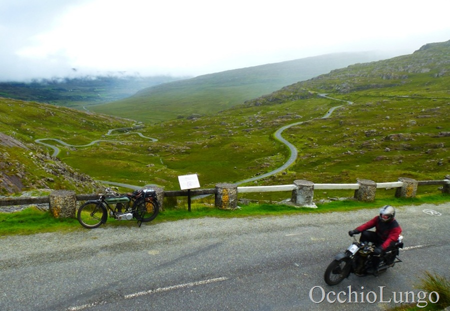 triumph at healy pass