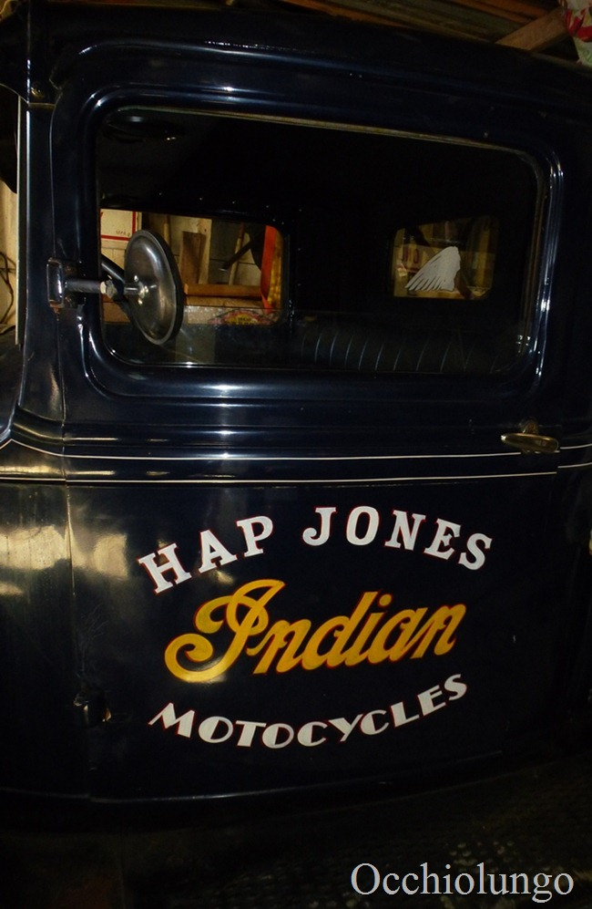 Hap Jones 1933 Ford