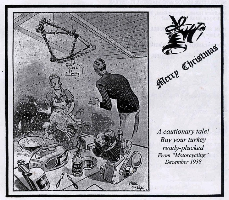 seasons greetings 1938