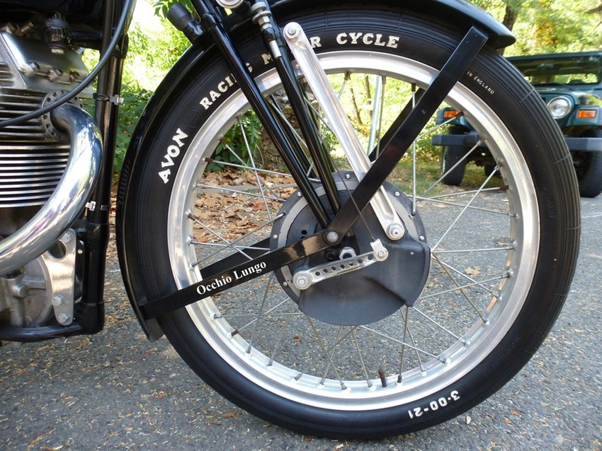 magnesium brake