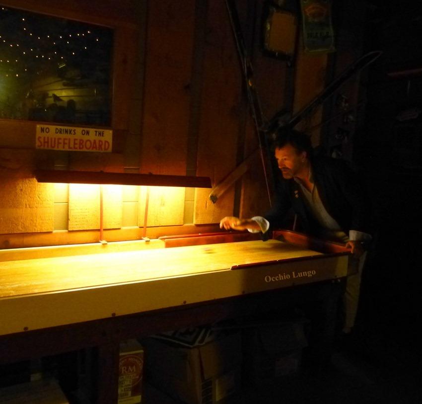 paul  shuffleboard