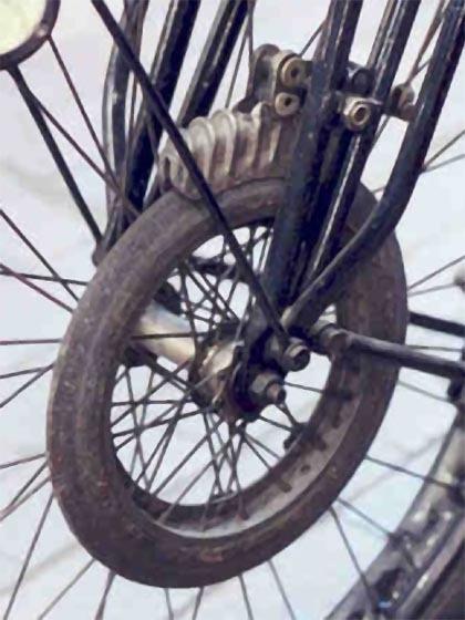 Douglas RA brake