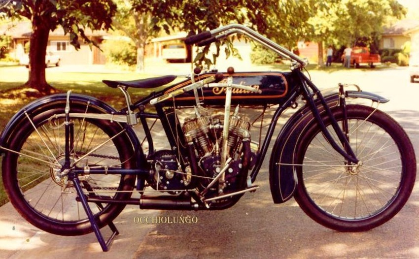 1919 Indian Power Plus