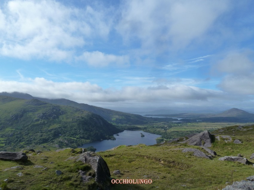 view below Healy Pass