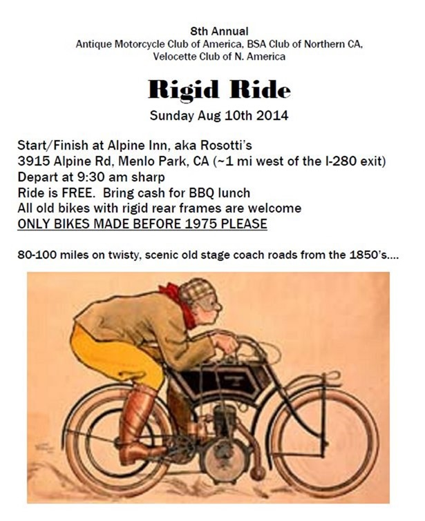 rigid ride 2014